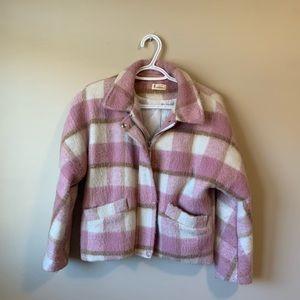 2/$30 Plaid Spring Jacket
